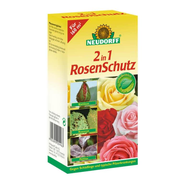 NEUDORFF Rosenschutz 2in1