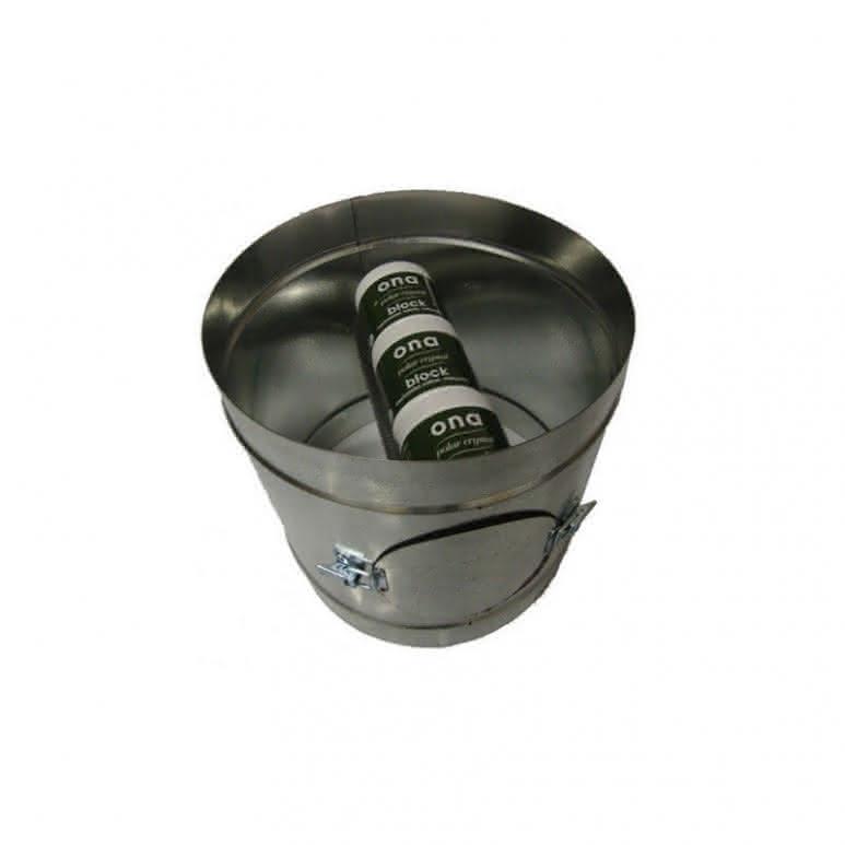 ONA Control Duct Ø125mm - Einsatz speziell für ONA Block