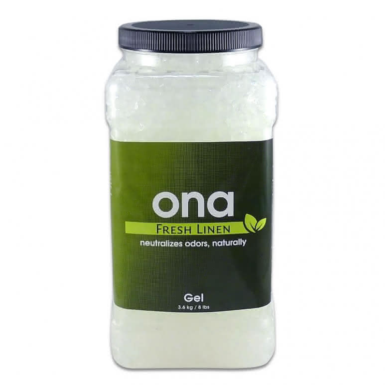 ONA GEL Fresh Linen 4 Liter Glas