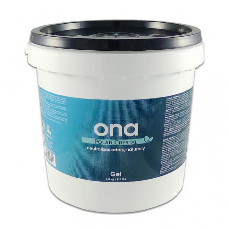 ONA Gel 4 Liter Eimer - Polar Crystal