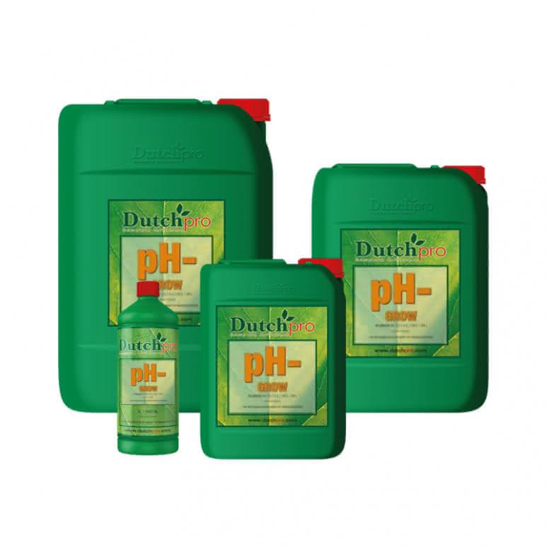 DutchPro pH Minus Grow