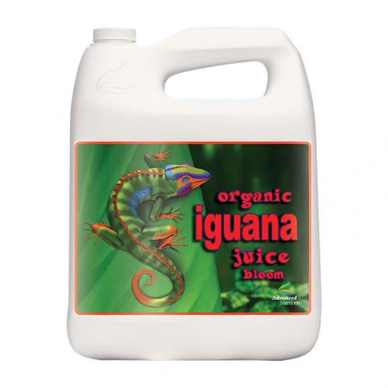 Advanced Nutrients Iguana Juice Organic Bloom 5 Liter