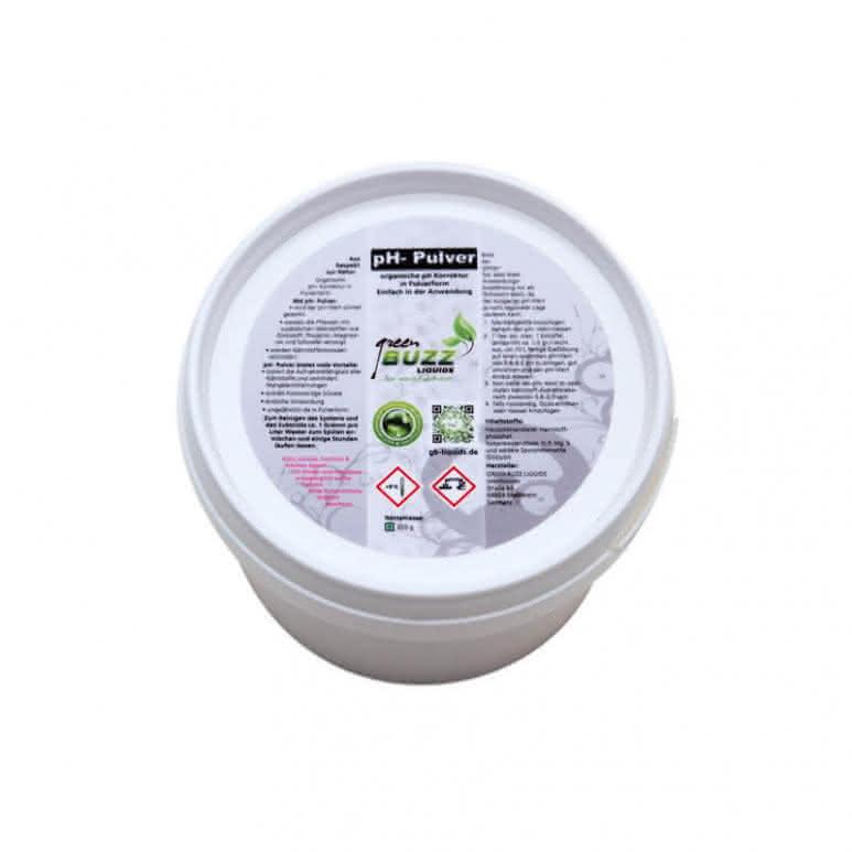 Green Buzz Liquids GBL pH Minus Pulver 250g - pH-Regulator