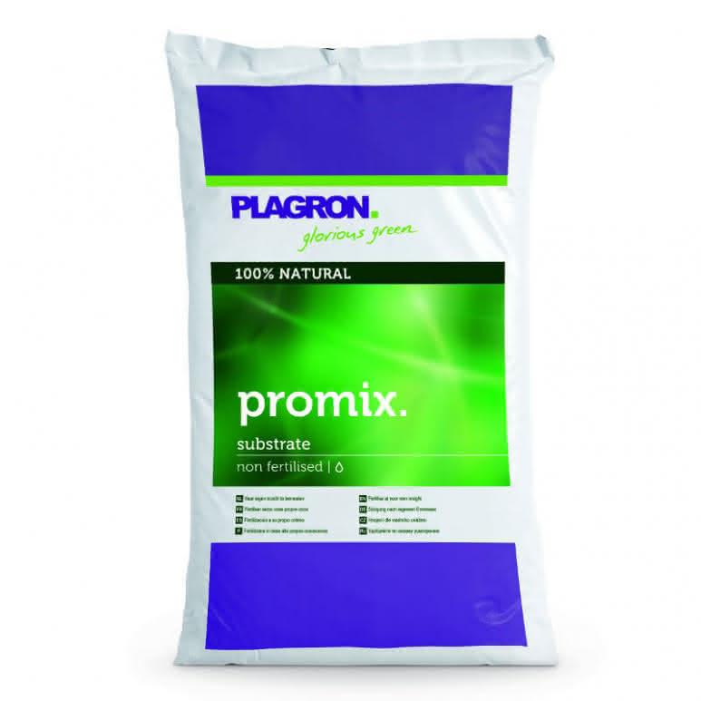 Plagron Promix 50 Liter - Erdsubstat ohne Perlite