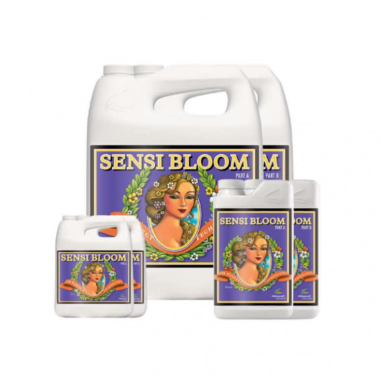 Advanced Nutrients Sensi Bloom A+B - Basisdünger