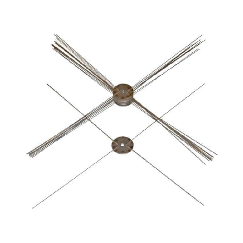 Quad-Klingen-Set SPINpro Tumble Timmer