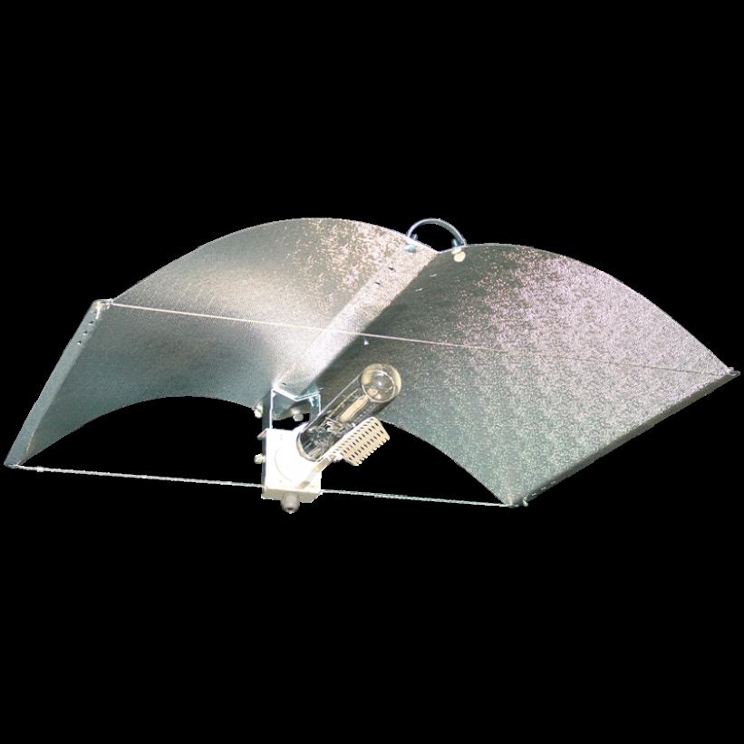 Adjust-A-Wings AVENGER Medium Reflektor inkl. E40 Fassung und Spreader